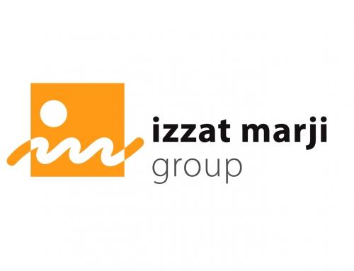 IZZAT MARJI GROUP BRANDING
