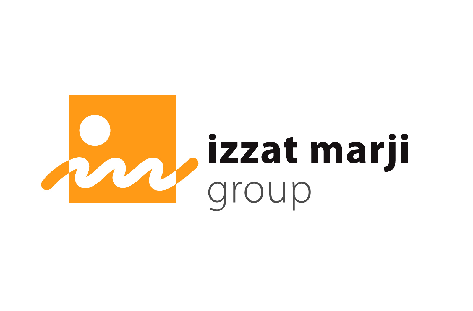 Izzat Marji Group logo designed by Creations