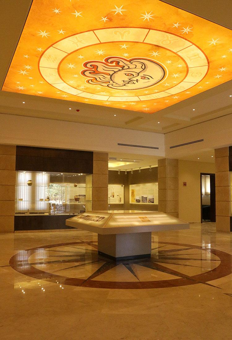 Jerash-Visitor Center Designed by Zaid Masannat