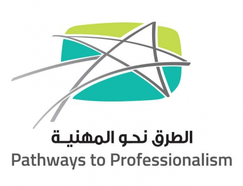 PATHWAYS TO PROFESSIONALISM BRANDING