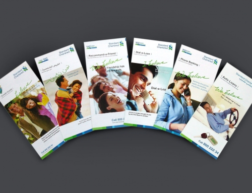 STANDARD CHARTERED BANK FLYERS