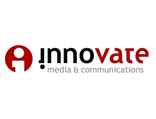INNOVATE MEDIA LOGO AND BRANDING DESIGN