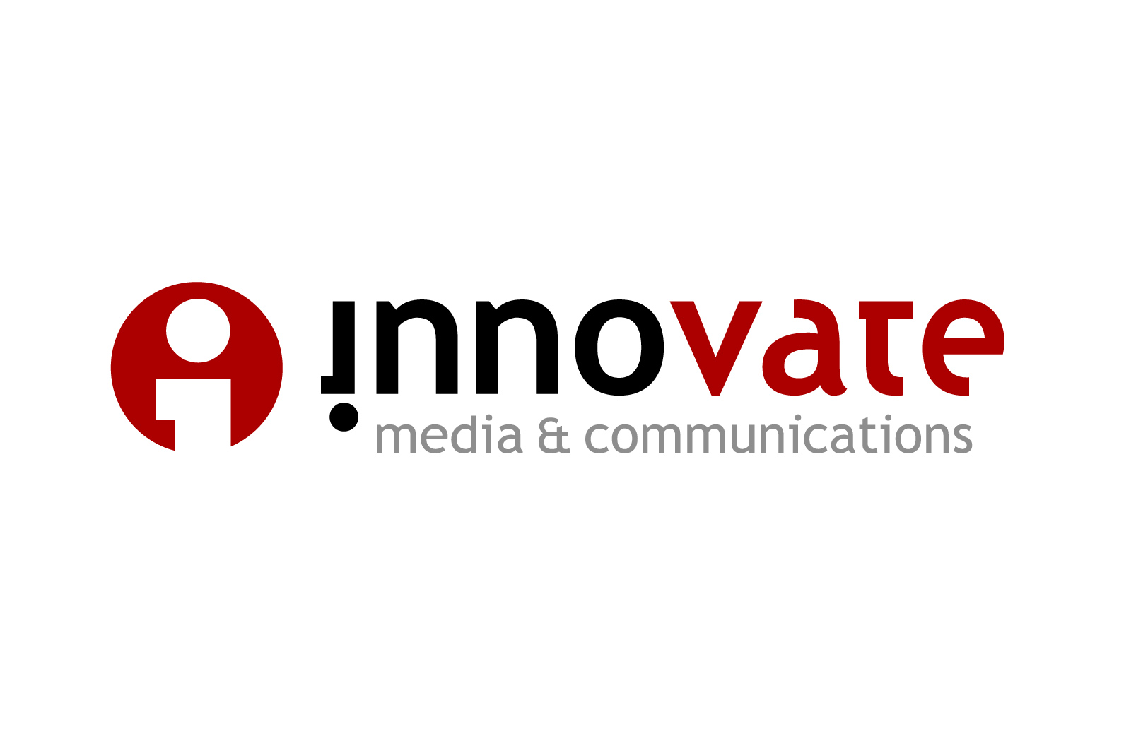 innovate corporate identity and logo design by Creations