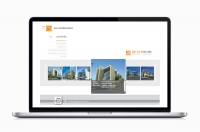 Project description page in Archysis website designed by Creations