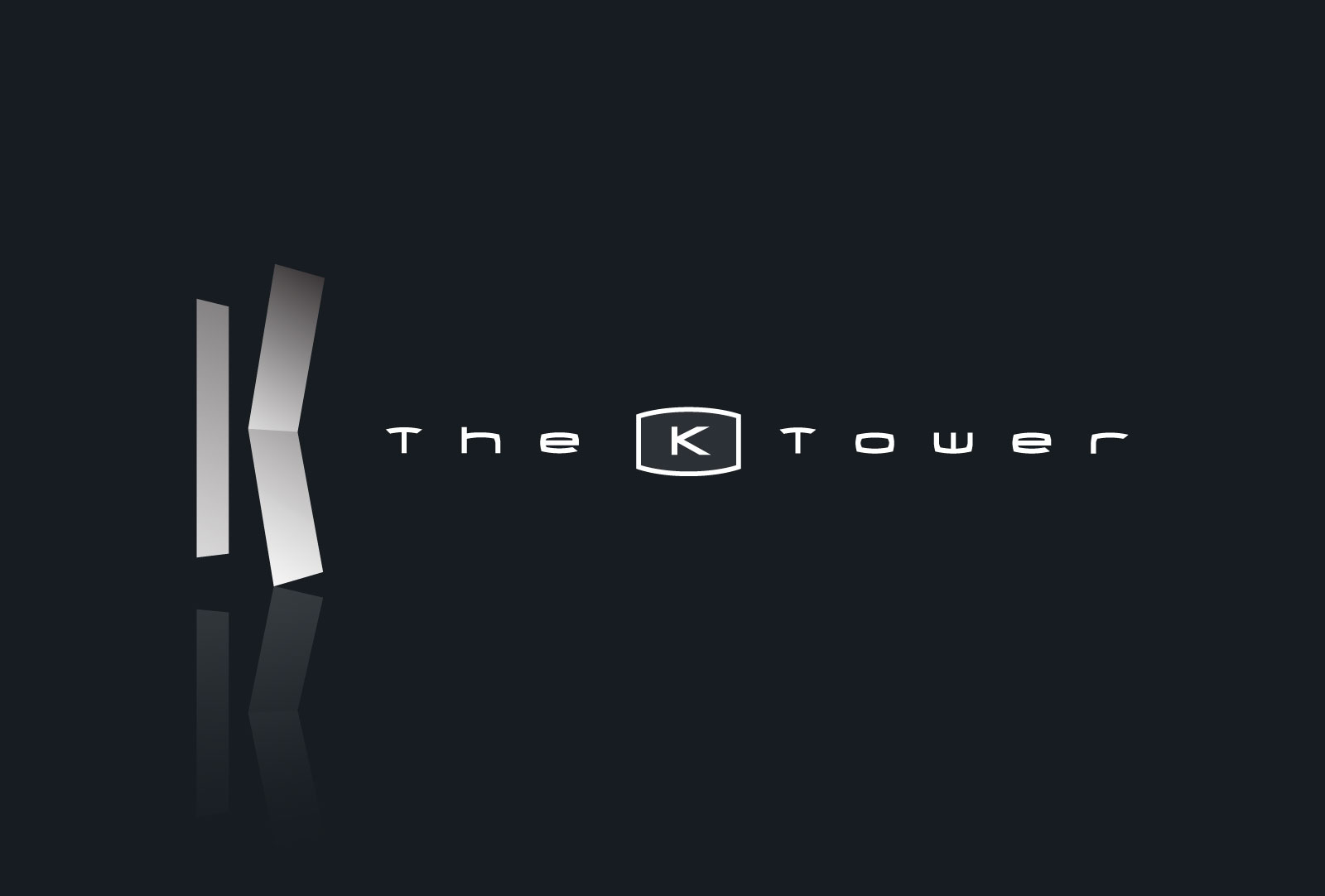The K Tower in Abdali logo design by Creations