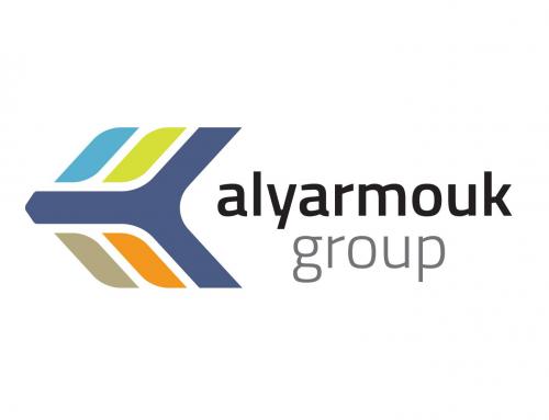 ALYARMOUK GROUP LOGO AND BRANDING DESIGN